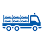 Transport auto trailer